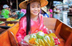 улыбки таиланд