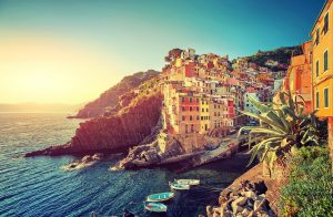 Берег Италии