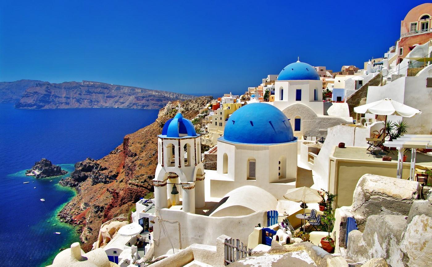 Греция море