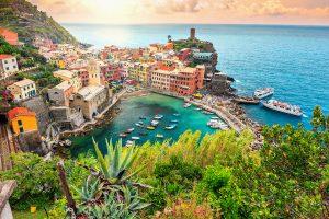 Море Италия