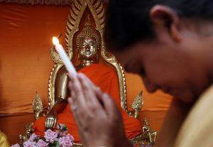 День рождение Будды Весак