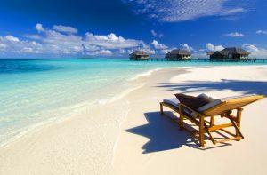 Мальдивы пляж