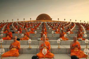 Монахи весак