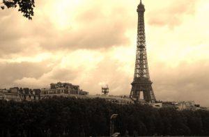 башня старое фото