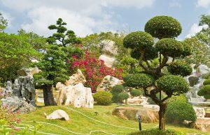 парк милионолетних камней