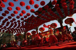 Китайский новый год 1