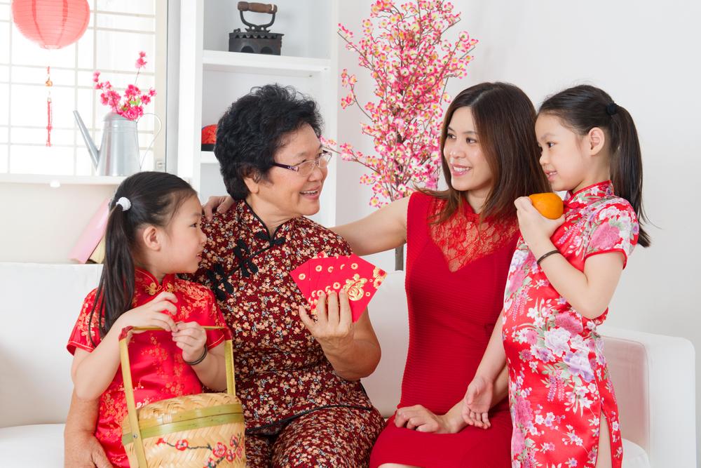 Китайский новый год 2