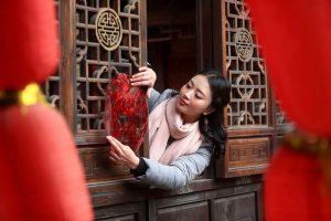 Подготовка к китайскому Новому году
