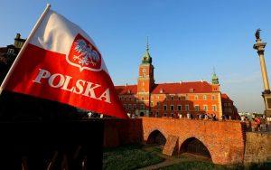 Польша флаг