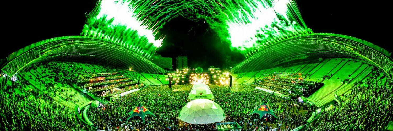 Ultra Europe фестиваль