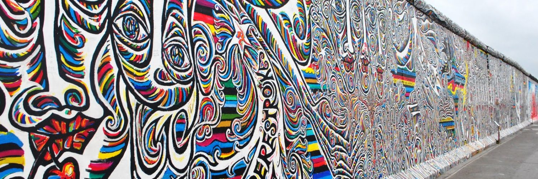 галерея на берлинской стене