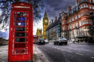 Big Ben, England