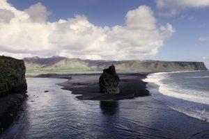 Black Reinisfjara beach, Iceland