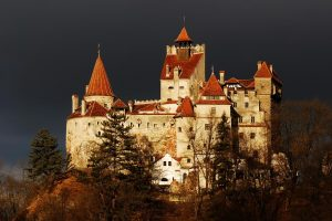 Castle of Count Dracula Bran, Romania