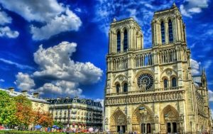 Cathedral of Our Lady of Paris 0