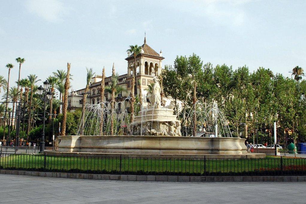 sevilia fontan