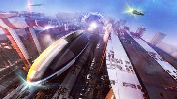 future-city-train