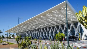 marrakesh menara airport