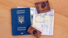 Pasport Ukraine